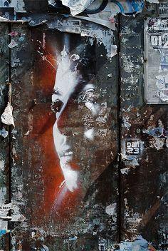 Beyond Banksy Project / Dan23 - Strasbourg, France street art