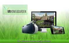 We are close to launching VR Home and Garden which allows you choose a pre-designed garden and modify it to suit your own garden space. Sign up early to receive free garden designs at http://vrhomeandgarden.com