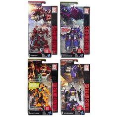 Transformers Generations Combiner Wars Legends Wave 6