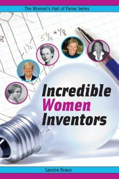 Women Inventors Great | Incredible Women Inventors (Women's Hall of Fame Series) (Paperback)