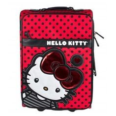 24bdb2d9a3 Hello Kitty Big Bow Luggage - Loungefly Inc. - Backpacks - FAO Schwarz®  Stitch