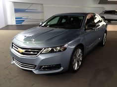 2014 Chevy Impala to be transported
