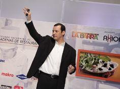 En Bogota H. Sheraton, Congreso Cadenas de Restaurantes