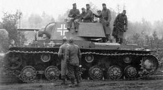 Captured russian of the Panzer Division