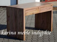 "biurko ""Narika"" 120 cm natural"