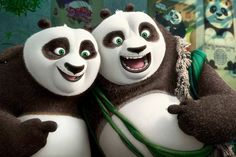 """All Facts about the movie """"Kung panda 3""""."""