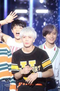 150523 Taemin, Jonghyun, Minho - Dream Concert.