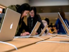 Apple might be refreshing its MacBook line soon enough. #technology #techinel #technews