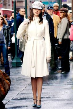 Look de fiesta: Anne Hathaway en Devil Wears Prada