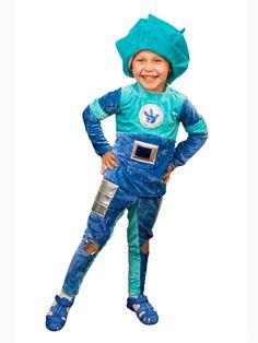 Детский костюм Фиксик мальчик