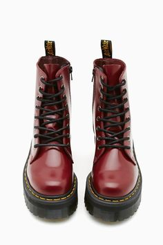 Dr. Martens x Agyness Deyn Jadon 8 Eye Boot