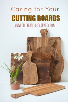 Keep your wood cutting boards gorgeous and long-lasting with a few easy tips.