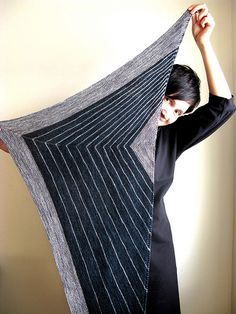 by Veera Välimäki Pattern source: Rain Knitwear Designs Yarn: The Plucky Knitter 80/20 Superwash Merino/Nylon Fingering (blue) and Viola Sock (grey) Needles: 3,5 mm  Absolutely brilliant pattern. Loved knitting this!