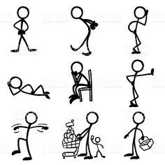Hola! Como el No ah llegado les voy a Explicar que es un Stick Figure. Estos son unos ejempl0s: Peliando: Y aqui lo que nos inspiro :) [youtube= Bueno, eso es un Stick Figure! Bye