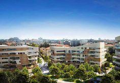 CityLife Milano Residential Complex, 2014 | Zaha Hadid Architects