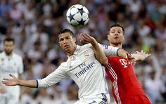 SCRIVOQUANDOVOGLIO: CALCIO CHAMPIONS LEAGUE:QUARTI DI FINALE RITORNO (...