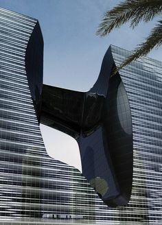 Opus Office Tower by Zaha Hadid Architects