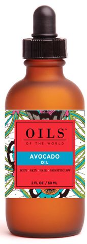 Oil - Avocado #Oil. www.oilsoftheworld.co. Hydrating, Moisturizing, Anti-aging, Nutrient Super Rich for skin and fantastic for Hair