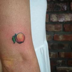 Tattoo-Idea-Design-Peach-25-Mr B Cheeks 001