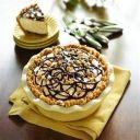Double Peanut Butter Fudge Pie