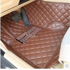 Free shipping for 2013 KIA RIO special floor mats wear resisting leather car rugs 2011 13 KIA RIO waterproof antifreeze carpets-in Floor Mat... Car Interior Upholstery, Automotive Upholstery, Custom Car Interior, Truck Interior, Interior Ideas, Car Mats, Car Floor Mats, Family Car Decals, Car Audio Installation