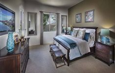 Evolution - Home Within a Home New Home Plan in Estates at Lone Mountain