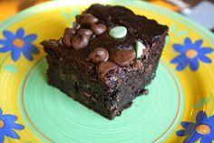 Avocado Brownies (paleo and gluten-free) #OfWindsandWater