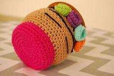 mate tejido crochet frida kahlo