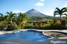 The Pool at the Arenal Kioro Suites and Spa