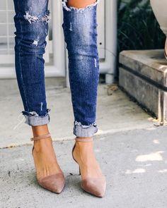 Dalianna Pointed Heel