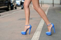 i absolutely love the ankle strap! so classsy