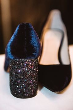 A Joyous + Prideful Backyard Maine Wedding Maine, Navy Blue Heels, Dancing Shoes, Couples In Love, Reception, Backyard, Party, Gold, Photography