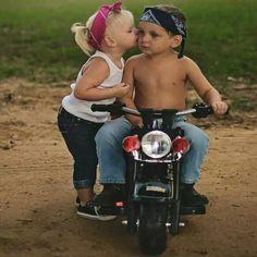 Biker babes