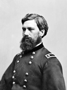 Major General Oliver Otis Howard (November 1830 – October was a career United States Army. Commander of XI Corps in Battle of Gettysburg. American Civil War, American History, Gettysburg National Military Park, Sneak Attack, Union Army, Major General, Civil War Photos, Florida, United States Army