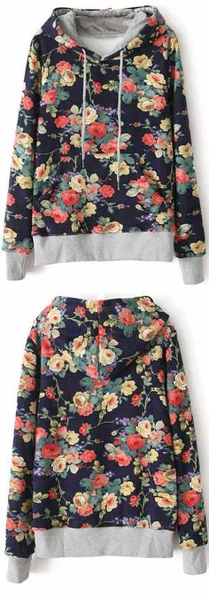 Take it, $21.99 with free Shipping! Do everything on floral grounds. Pretty and bright colors seem to set the mood and spirit of the season...count me in! Can Not wait to get it at Cupshe.com !