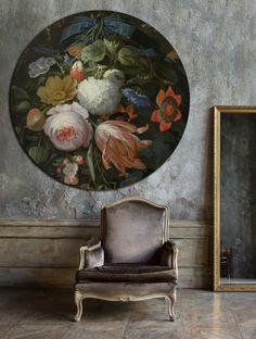 Een oude Hollandse Meester aan je muur in het rond! Een aluminium frame met wisselbaar doek Romantic, Classic, Painting, Prints, Home, Art, Greenery Decor, Derby, Art Background