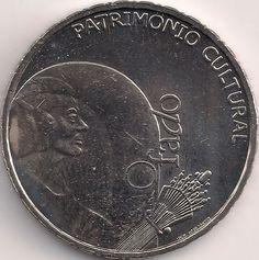 Motivseite: Münze-Europa-Südeuropa-Portugal-Euro-2.50-2008-Fado