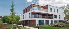 Nowe Orłowo – ujęcie budynku