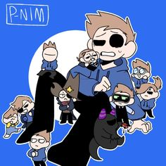 every fucking version of tom its adorable! Tomtord Comic, Eddsworld Memes, Eddsworld Comics, Pretty Men, Cute Art, Disney Characters, Fictional Characters, My Arts, Kawaii