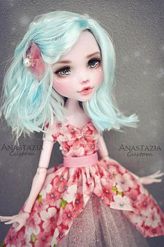 Monster High ooak doll