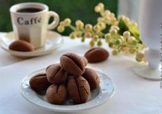 FURSECURI BOABE DE CAFEA Almond, Cookies, Fruit, Vegetables, Food, Banana, Crack Crackers, Vegetable Recipes, Eten