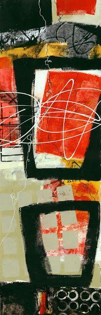collage journeys: A Couple More Verticals Jane Davies again. Mixed Media Collage, Collage Art, Abstract Expressionism, Abstract Art, Modern Art, Contemporary Art, Collages, Jane Davies, Oeuvre D'art