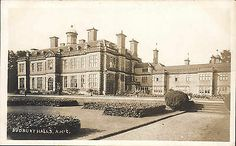 Sidbury Hall, Devon, England. c1908. Some of my ancestors were from Sidbury - if you're researching the surnames Willsman, Wellsman or Welsman, do get in touch! esjones <at> btopenworld.com