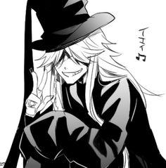 Undertaker black butler Kuroshitsuji