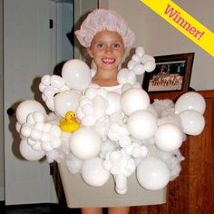 Bubble-Bath-Costume
