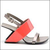 United Nude Loop Sandal $275 #shoes