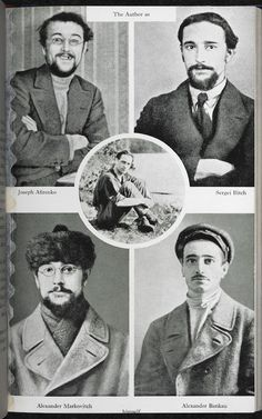 The four disguises of British spy, Paul Dukes - the only spy ever to be knighted for services to espionage.