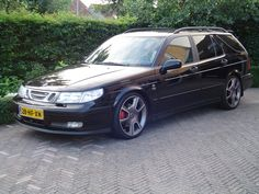 Pics of lowered cars please - SaabCentral Forums