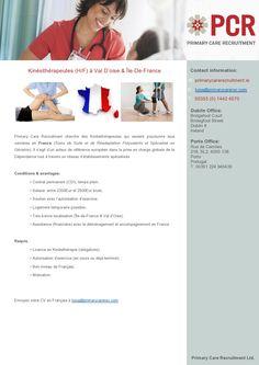 specialites kinesitherapeute en Val d Oise .