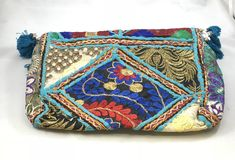 6a0ee6f879 Excited to share the latest addition to my  etsy shop  Embroidered Boho  Clutch.